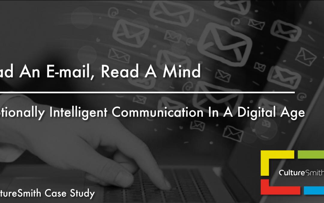 Read An E-mail; Read A Mind